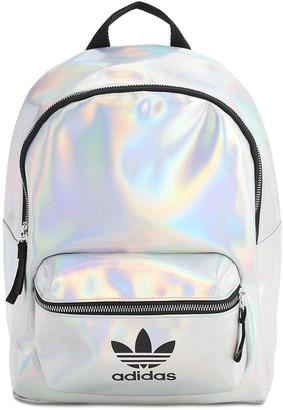 adidas Metallic Nylon Backpack