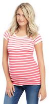 Motherhood Rib Knit Maternity Sweater