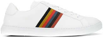 Paul Smith Striped Sneakers