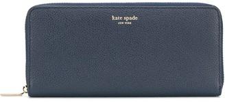 Kate Spade logo wallet