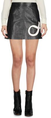 TWISTY PARALLEL UNIVERSE Mini skirt