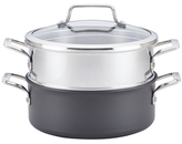 Anolon 5QT. Authority Hard-Anodized Covered Dutch Oven