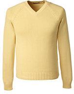 Classic Men's Performance Drifter V-neck Pullover-Khaki