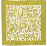 Tom Ford Silk Printed Pocket Square