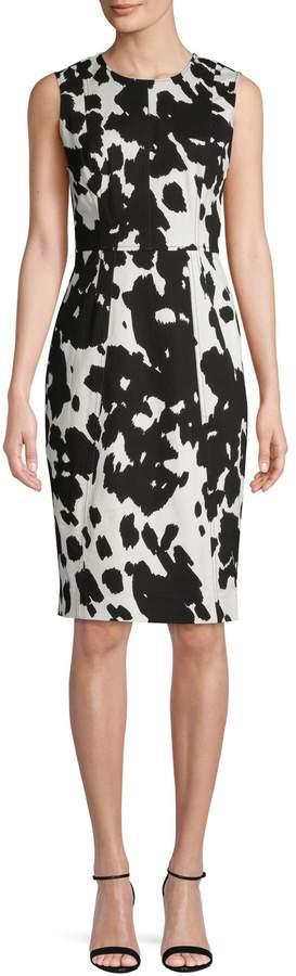 Diane von Furstenberg Calliope Cattle Dress