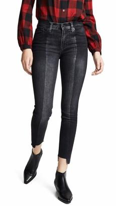 Hudson Women's NICO Midrise Super Skinny Ankle 5 Pocket Jean