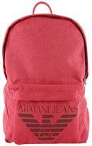 Armani Jeans Backpack Bags Men