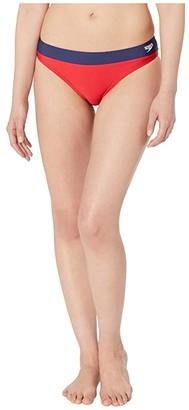 Speedo Guard Hipster (US Red) Women's Swimwear