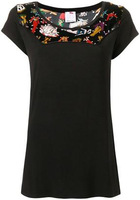 Ultràchic cowgirl T-shirt