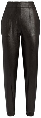 Spanx Like-Leather Trousers