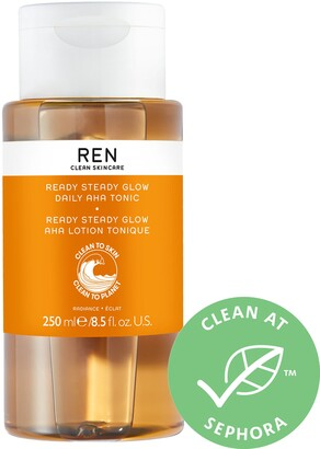 Ren Skincare Ready Steady Glow Daily AHA Toner