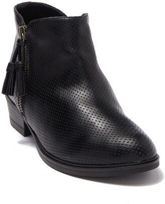 Harper Canyon Perforated Bootie