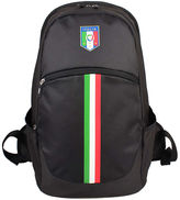 Traveler's Choice TRAVELERS CHOICE Federazione Italiana Giuoco Calcio Vertical Stripe Backpack