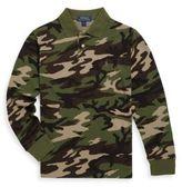 Ralph Lauren Toddler's, Little Boy's & Boy's Camo Shirt