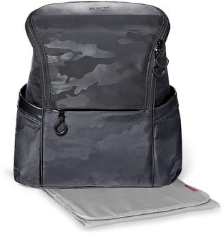 Skip Hop Paxwell Easy-Access Camo Backpack Diaper Bag