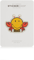 Anya Hindmarch Cancer zodiac small sticker