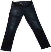 MiH Jeans Grey Cotton - elasthane Jeans for Women
