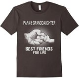 Papa and Granddaughter Best Friends For Life T Shirt