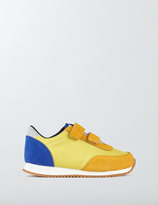 Boden Suede Trainers