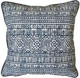 Kim Salmela Sabrina Outdoor Pillow, Indigo