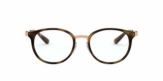 Ray-Ban Men's Rx6372m Metal Prescription Eyeglass Frames