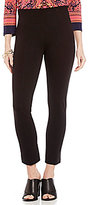 Peter Nygard Nygard SLIMS Luxe Cuffed Ankle Pants
