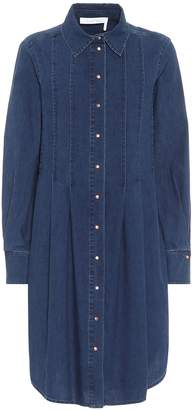 See by Chloe Denim shirtdress
