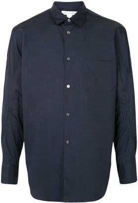 Comme des Garçons Shirt Plain Button Shirt