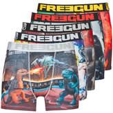 Freegun LOT DE 5 BOXERS HOMME