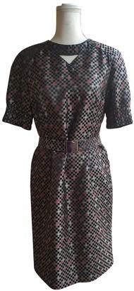 JC de CASTELBAJAC Multicolour Polyester Dresses