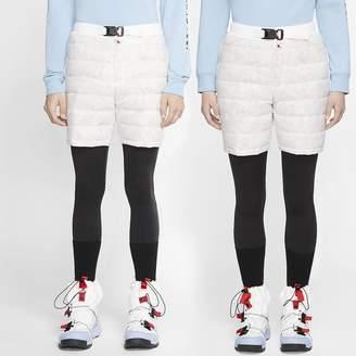 Nike Down Fill Shorts x Tom Sachs