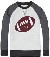 Tommy Hilfiger Th Kids Football Long Sleeve Tee