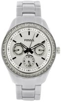 Fossil Women's Stainless Steel Analog with Dial Watch ES2947