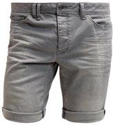 Bench Roadhouse Denim Shorts Mid Worn/grey