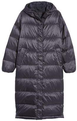 Everlane The ReNew Long Puffer Coat