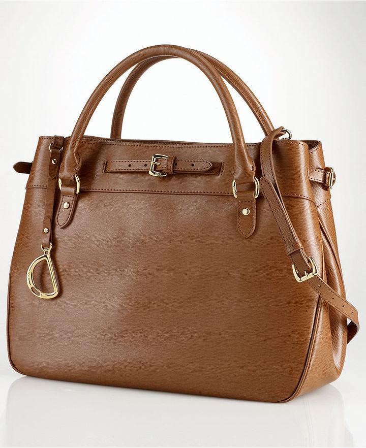 Lauren Ralph Lauren Handbag, Newbury Satchel