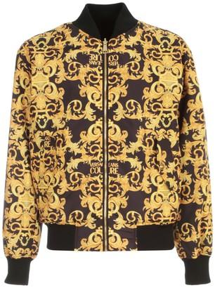 Versace Jeans Couture Double Face Print Baroque Tecnical Jacket
