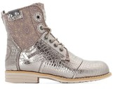 Bunker Sara Lace-Up Ankle Boots