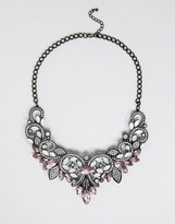 Pieces Fazzy Statement Necklace