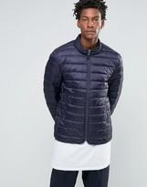 Napapijri Aerons Quilted Jacket Zip Front