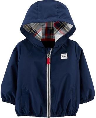 Carter's Baby Zip-Up Poplin Jacket