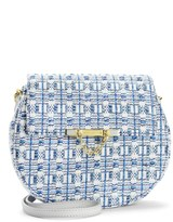 Juicy Couture Metallic Weave Mini J