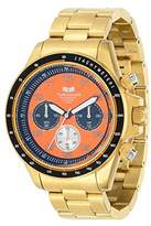 Vestal Men's ZR2022 ZR-2 Analog Display Japanese Quartz Gold Watch