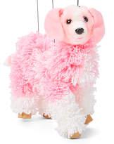 Pink Beagle Dog Puppet