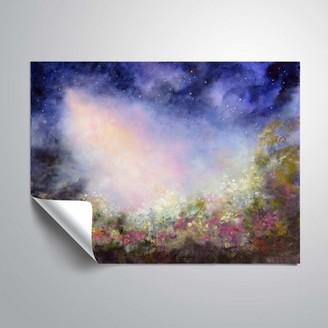 ArtWall Heaven to Earth Removable Wall Art Mural by Marina Petro