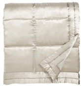 Donna Karan 'Reflection' Silk Charmeuse Quilt