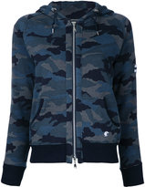 Loveless camouflage print jacket
