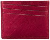 Maison Margiela classic cardholder - men - Goat Skin/Calf Leather - One Size