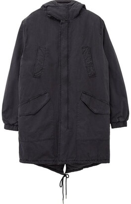 French Connection Peached Parka Cotton (Long)