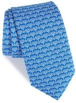 Vineyard Vines Men's Menorah Silk Tie